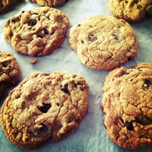 Best chocolate chip cookie recipe in Seattle