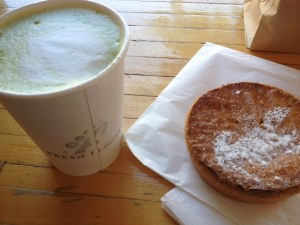 fresh flours bakery near Woodland Park Zoo