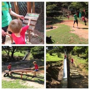 playground in arashiyama