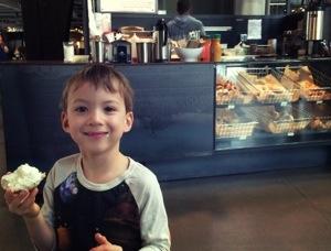 family friendly eating at eltana bagel