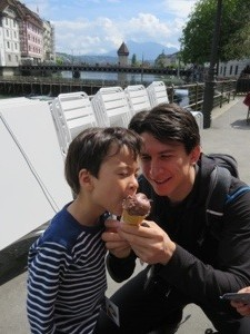 ice cream in lucerne