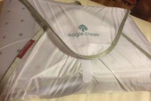 eagle creek packing folder review