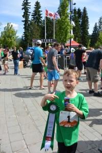 Whistler North Face Kids' Run
