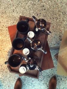 coffee tasting-one coffee three ways
