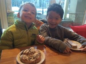 purebread with kids