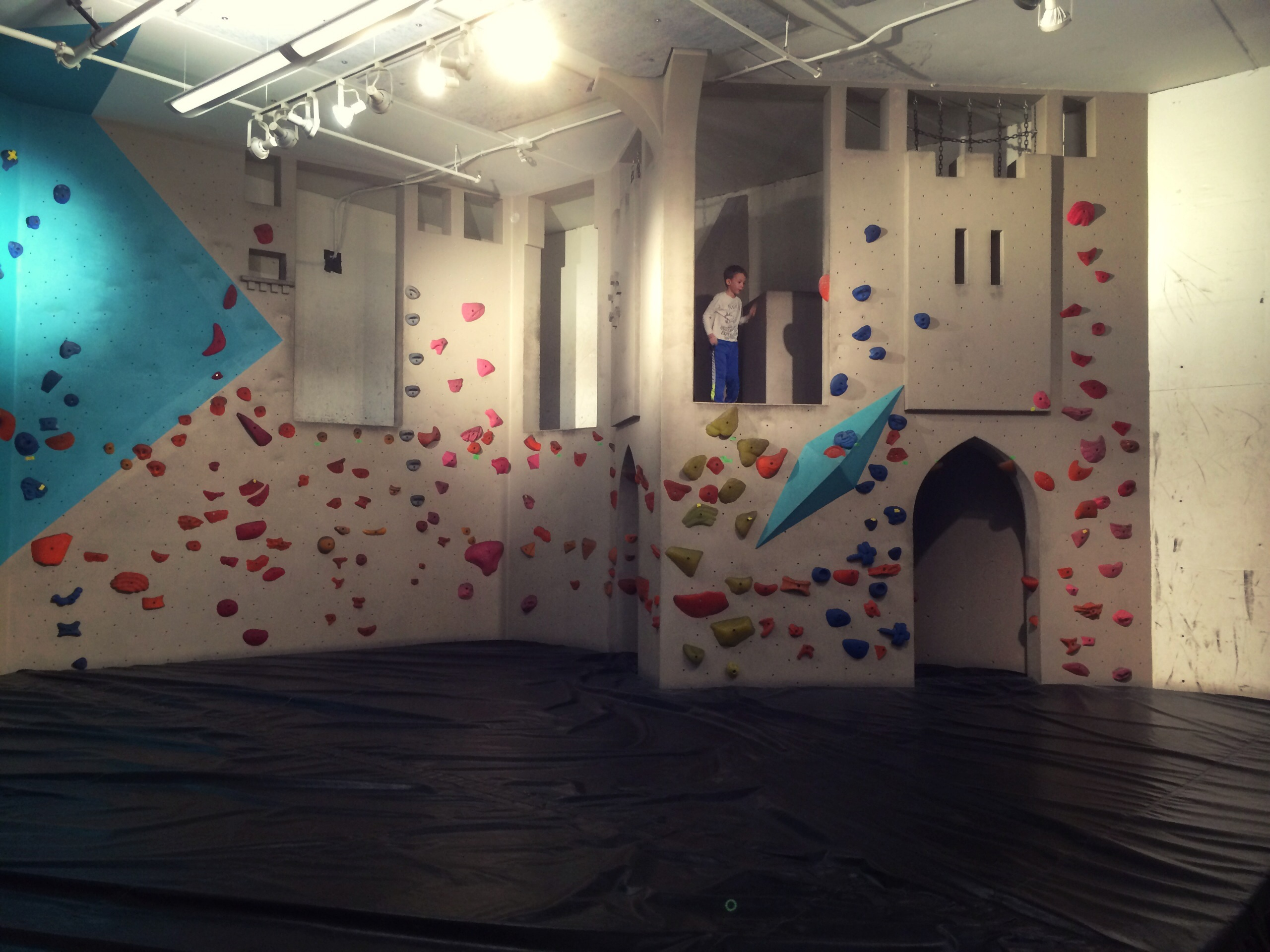 Bouldering Project Is A Good Place For Kids Birthday Party In Seattle