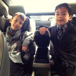 backseat drivers
