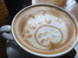 Moore coffee in seattle has the best latte art