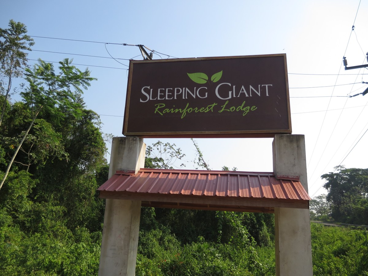 A perfect resort and some nearby adventures (Sleeping Giant Rainforest Lodge, Belize with kids)