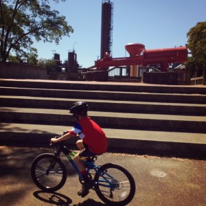 Seattle Family Rides