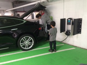 road trips with an electric car