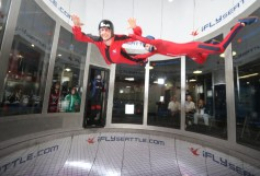 flying at ifly seattle