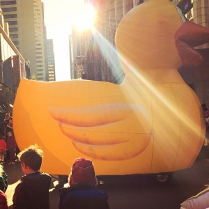 macys parade in seattle and other holiday activitiies