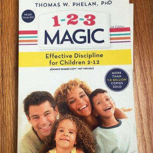 123 magic is a helpful parenting book