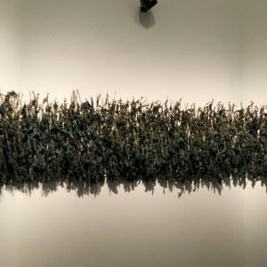 part of Mood Indigo Exhibit at Seattle Asian Art Museum