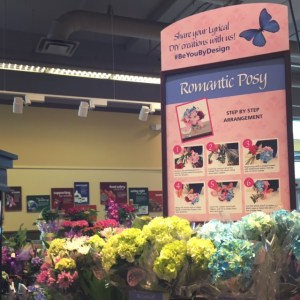 How to florals in PNW Safeway stores so you can play florist at home