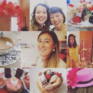 pink wedding shower ideas