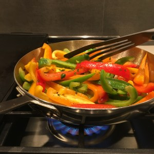 Chicken fajita recipe from Metropolitan Market