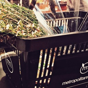 Shopping at Metropolitan Market