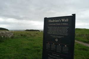 Hadrian's Wall in England