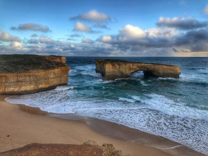 Great Ocean Road in Australia with kids