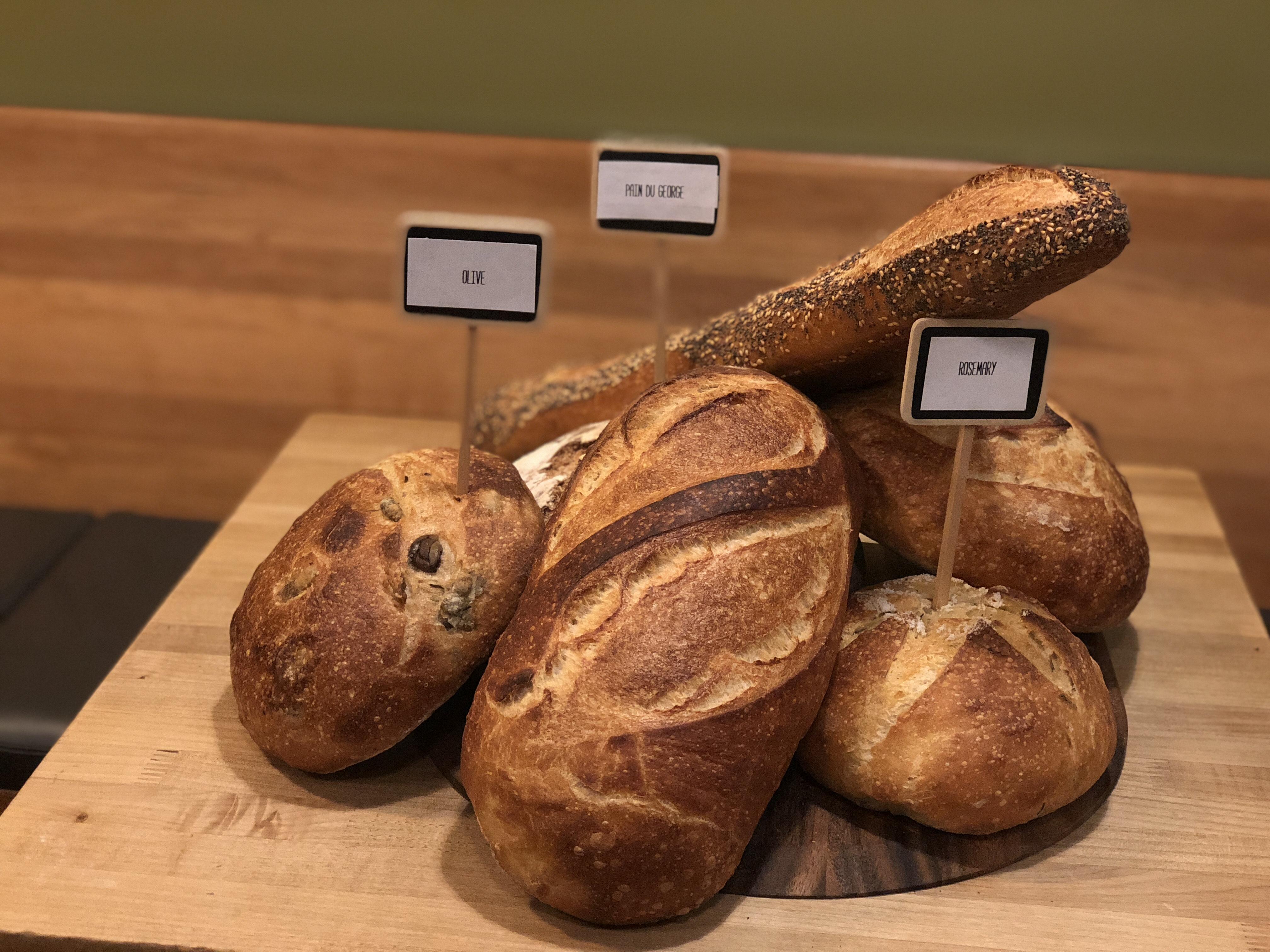 Do you love bread? Essential Bakery in Seattle has beautiful bread?