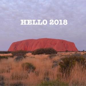 Hello 2018 photo of Ularu Australia taken by Terumi