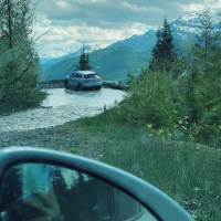 The Porsche Off Road Driving Experience in Whistler-an experience gift for dad or maybe for yourself