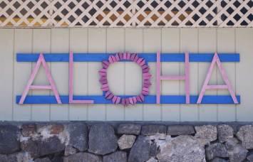 Das hawaiianische Wort Aloha hat viele Bedeutungen. Sie alle zu lernen - steht auf der Hawaii-Bucketlist