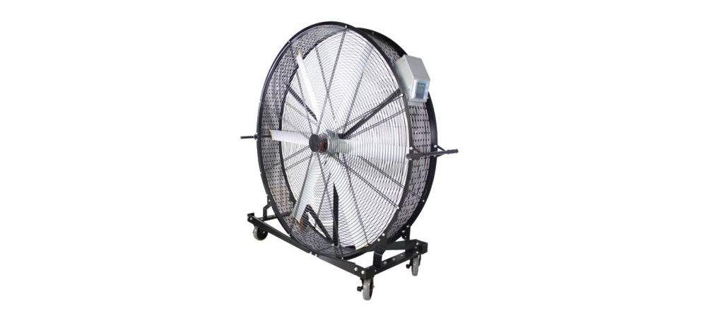 portable industrial fan AirGo