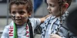 kids israel palestine