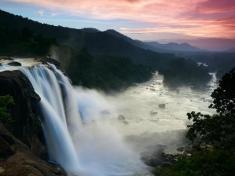 Athirapally-waterfalls