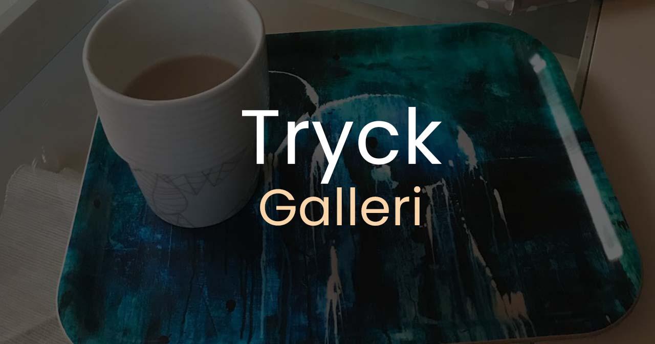 tryck