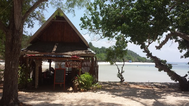 Koh Talu massagehus