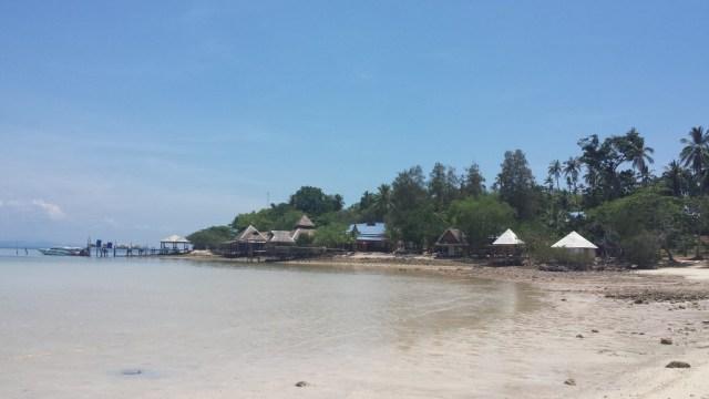 Koh Talu view strand restaurant