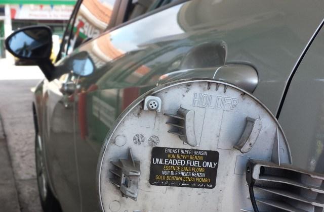 Dansk i Panama benzindaeksel (beskaret)