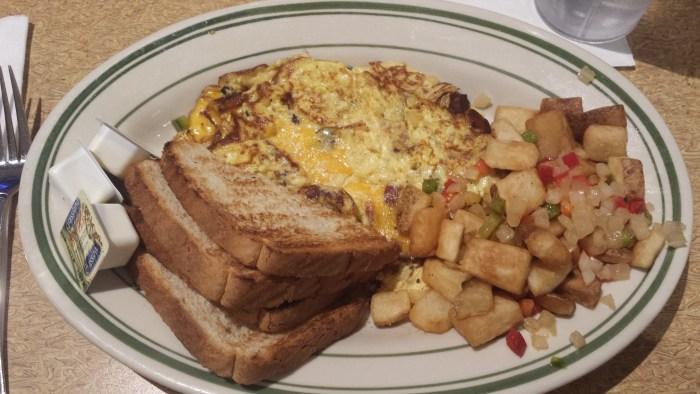 Amerikansk morgenmad