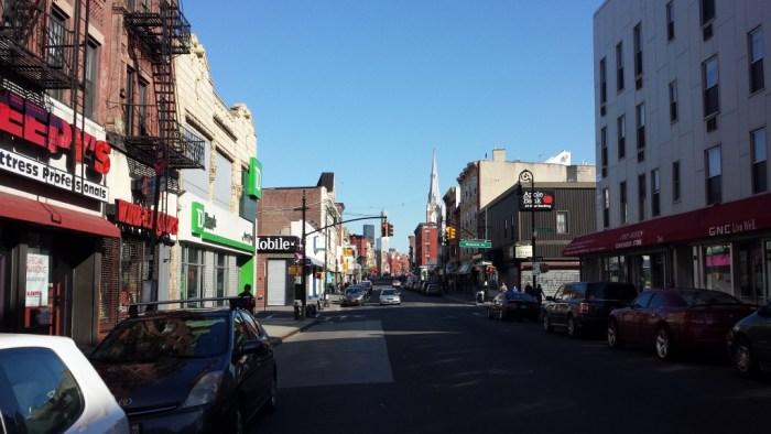 Gade i New York