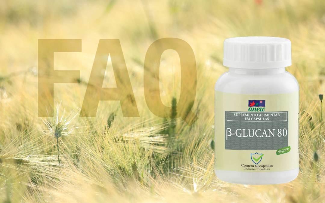 FAQ – Perguntas e respostas sobre Beta-Glucana e imunidade