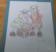 Lapbook Vikings