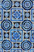 Moorish patterns.