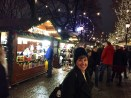 Time for a little shopping at the Julemarked on Karl Johan's Gate.