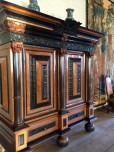 Another gorgeous cabinet. There were at least a dozen of them.