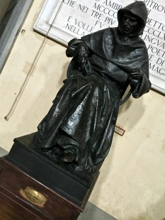 """A frothing zealot, """"Mad Monk"""" Savonarolamanaged to oust the hedonist Medici family and conduct """"bonfires of the vanities,"""" which included burning books, paintings and anything else that smacked of paganism. Doesn't he look like the guy from the Assassin's Creed video game?"""