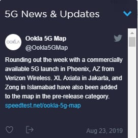 5G News And Updates