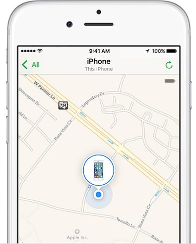 What Is Find My iPhone