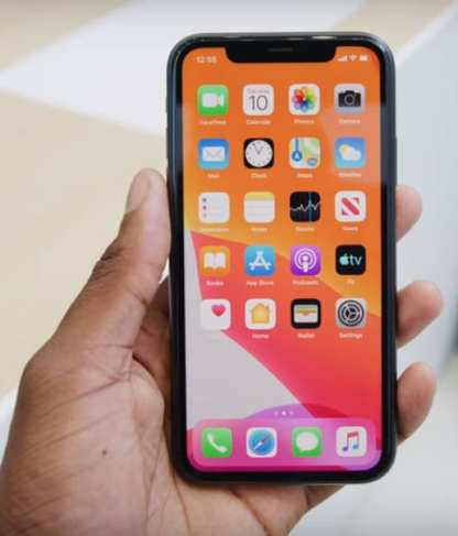 iPhone 11 - AT&T Plans For Seniors