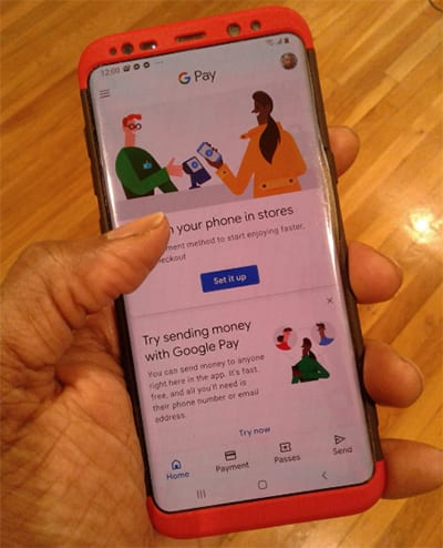 How To Use Google Pay In Stores