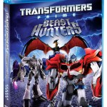 Transformers Prime: Season 3 Coming to Blu-ray and DVD 12/3/13