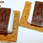 Star Wars Snack Idea – Han Solo S'mores